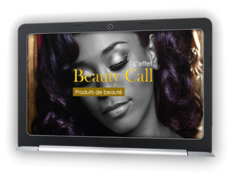 Création PowDesign pour produits de beauté